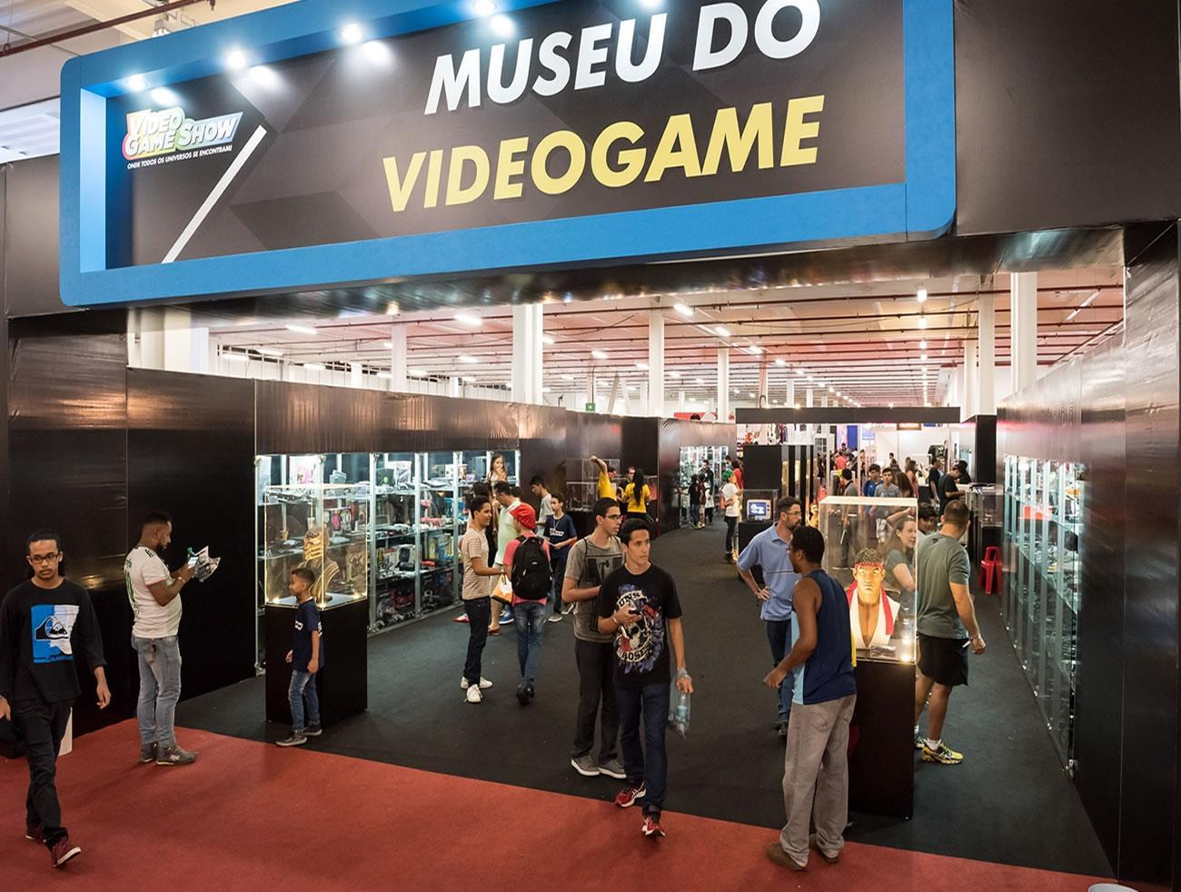 Taguatinga Shopping abre as portas para o Museu do Videogame