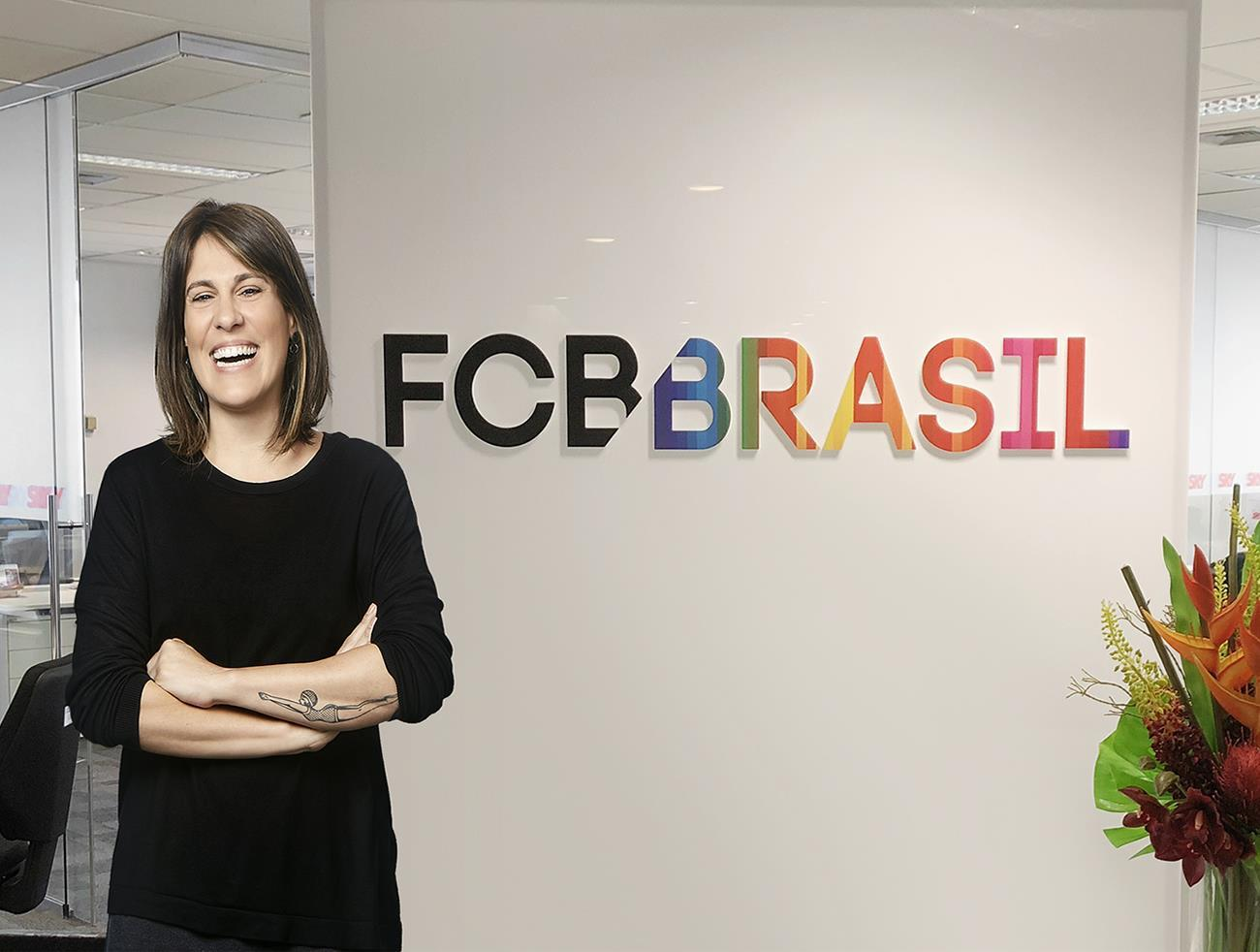Anna Sant'Anna assume como Diretora de Marketing na FCB Brasil