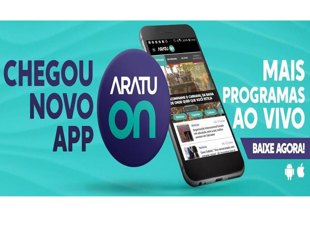 71ec41ea4273 Fernando Vasconcelos | Aplicativo e portal Aratu ON com novidades