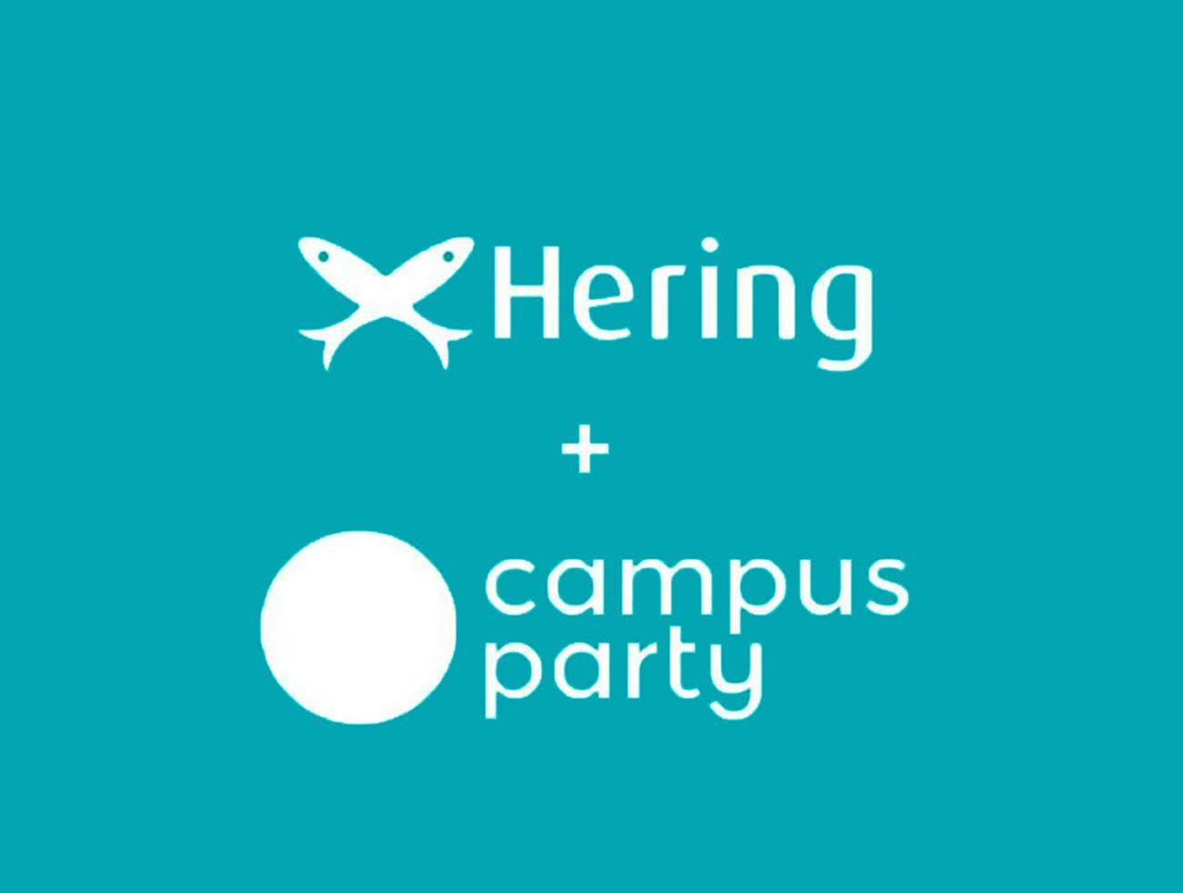 Hering tem stand instagramável na Campus Party