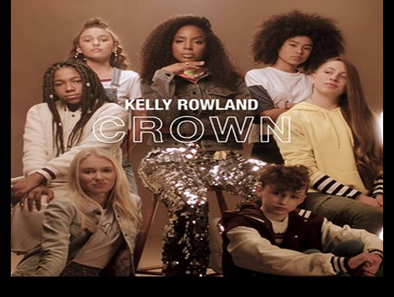 DOVE E KELLY ROWLAND LANÇAM O SINGLE 'CROWN'