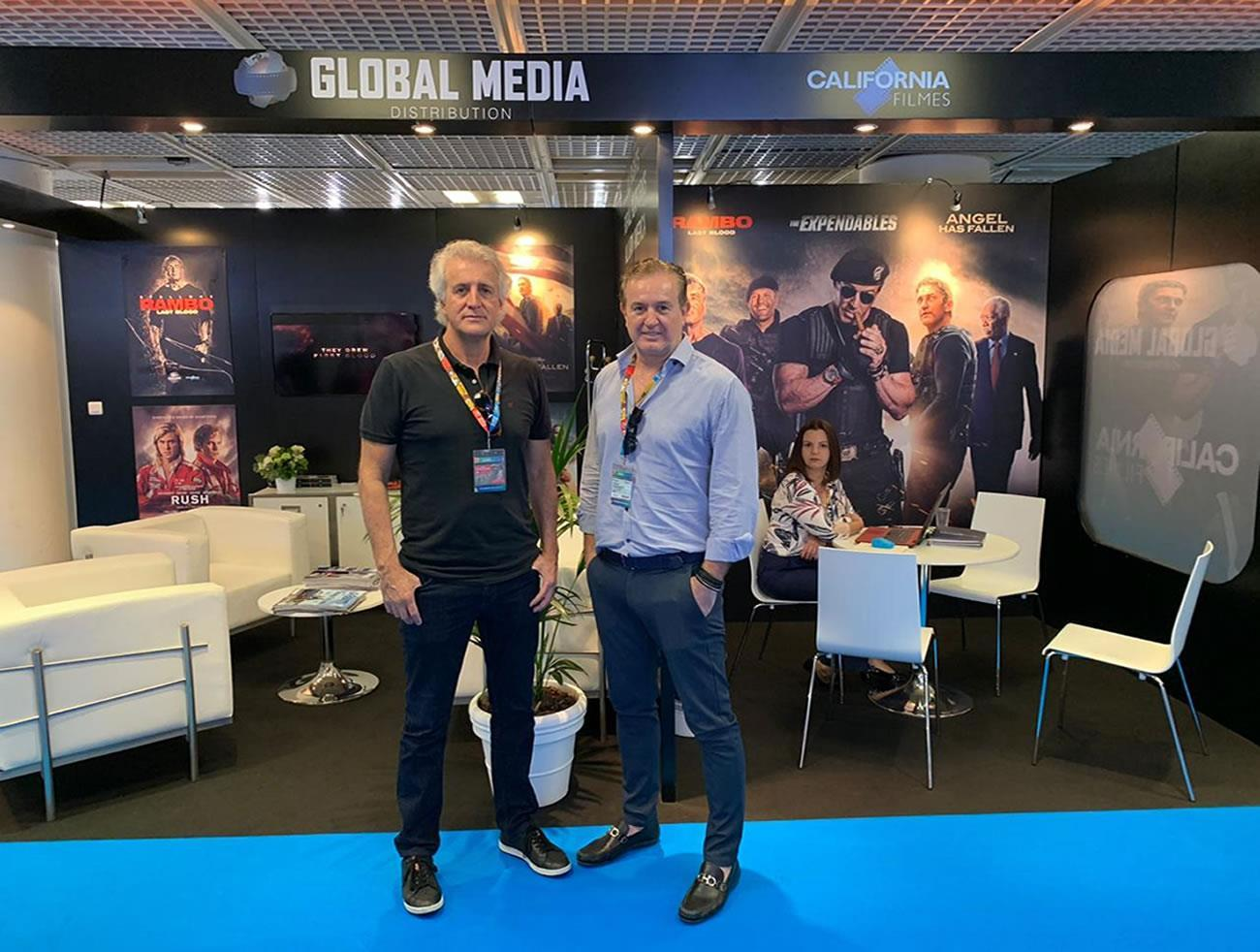 GLOBAL MEDIA DISTRIBUTION PARTICIPARÁ DO MIPCOM 2019