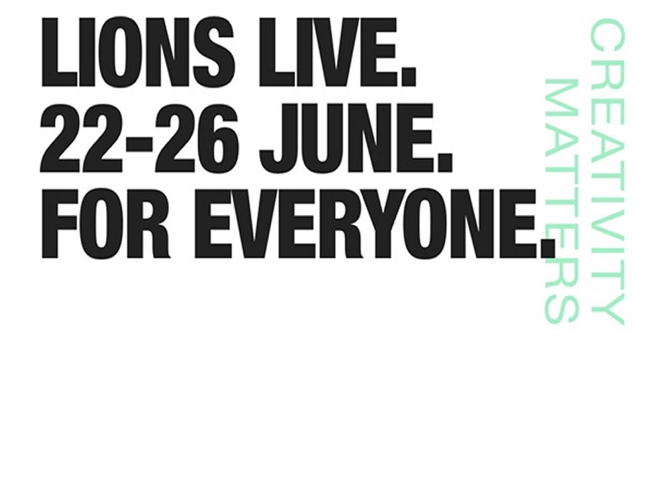 Cannes Lions anuncia Young Lions Live